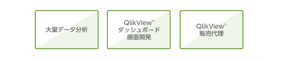久が提供するQlikViewサービス